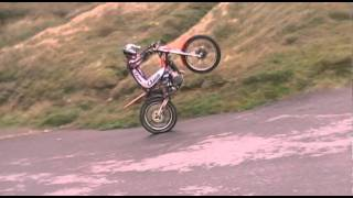 Trial Caballito BETA EVO 125.wmv