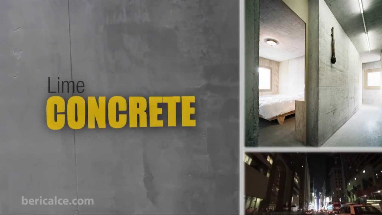 Luxury Amp Lime Lime Concrete English Version Youtube