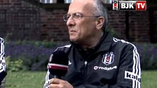 Bülent Ülgen ve Rıdvan Akar BJK TV'ye Açıklamalarda Bulundular