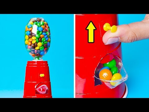 8 COOL CRAFTS FOR KIDS