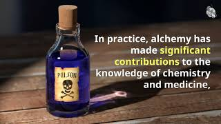 Alchemy and Science
