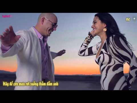 [Vietsub + Kara] Rain Over Me - Pitbull ft Marc Anthony