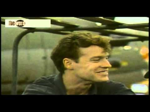 Billy Zane, Eric Stoltz, Tate Donovan Interview 1990 The Word