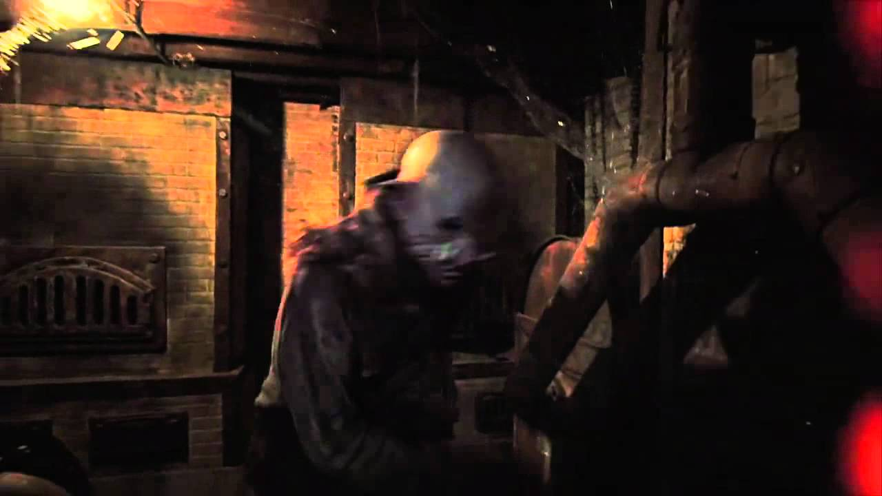 The grinder trailer 2012 13th floor san antonio youtube for 13th floor haunted house san antonio