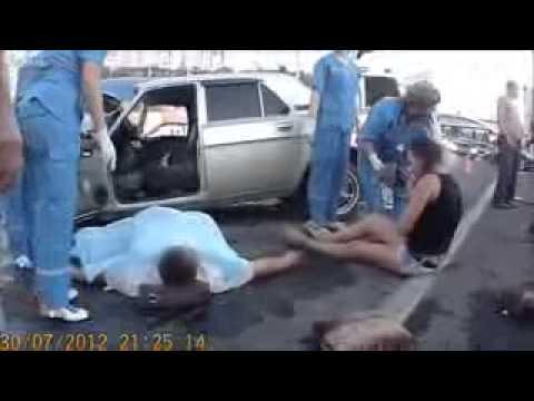 Wypadek w Rosji. Drastyczne