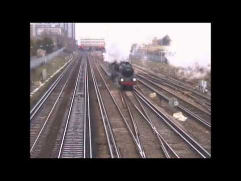 BR Standard Class 5 No 73096 hauling the Cathedrals Express