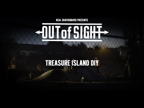 Real presents Out of Sight: Treasure Island DIY