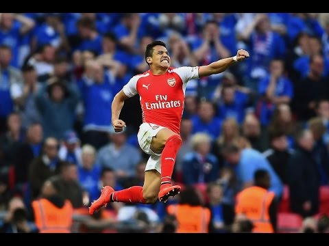 Arsenal vs Reading 1 2 FA Cup Winner 2015 | All Goals and Highlights 2015