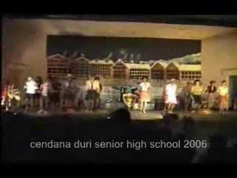 Dance Indo 13, Cendana Duri video