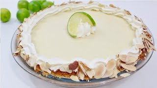 How To Make Key Lime Pie From Scratch - (Publix Style)