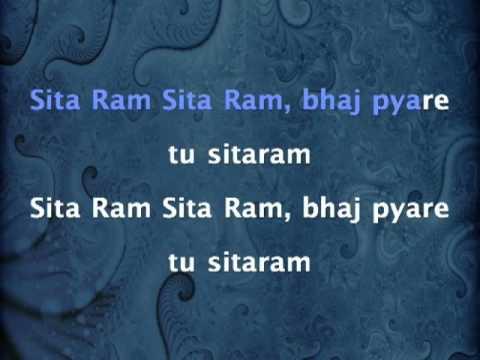 Raghupati Raghav Raja Ram - Ashram Bhajanavali video