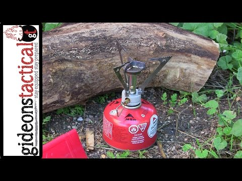 MSR Pocket Rocket Stove: A Backpackers Friend