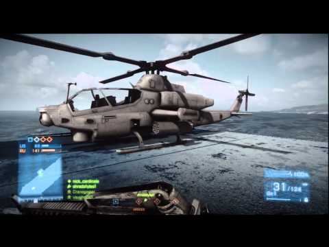 Battlefield 3 Multiplayer Gameplay [HD]