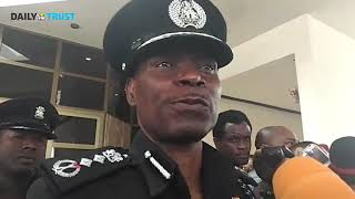 Police boss speaks after confirmation as IGP