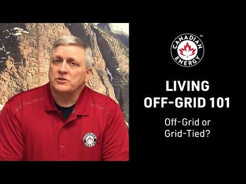 Off-Grid 101 - Off-Grid or Grid Tie? (Vid 3/13)