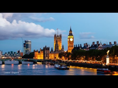 England Travel Video Guide