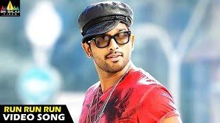 Iddarammayilatho Songs | Run Run Video Song | Latest Telugu Video Songs | Allu Arjun
