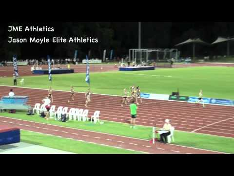 2011 Perth Track Classic, Womens 200m, Sally Pearson