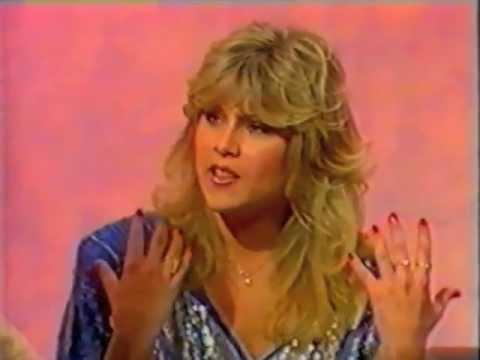 Samantha Fox Interview on Wogan (1985)