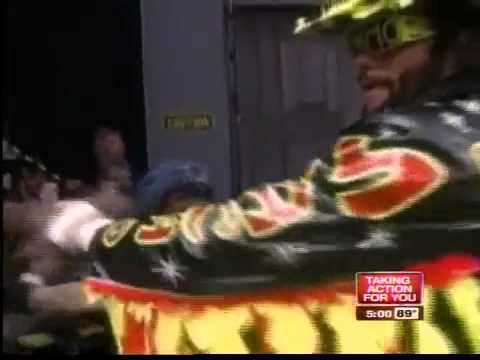 'Macho Man' Randy Savage dies in crash