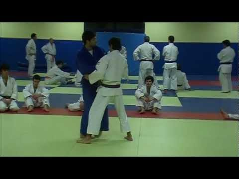 Cours technique : Yoko tomoe nage Image 1