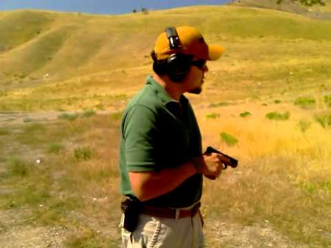 Disparo tipo pandillero vs Disparo normal