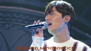 """20170219【The Originality of Lee Min Ho】""""Always"""" (Minho's latest song to his fans)"""