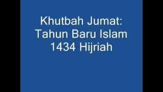 Download Lagu Movie Yusron:Khutbah Jumat Tahun Baru Islam 1434 Hijriah.wmv Gratis STAFABAND