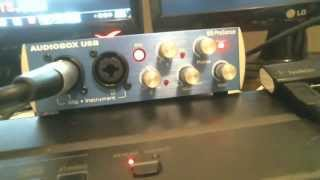 Fix PreSonus AudioBox USB 48v NOISE