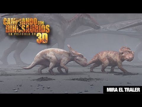 Caminando con Dinosaurios | Comportamiento | Clip en español HD