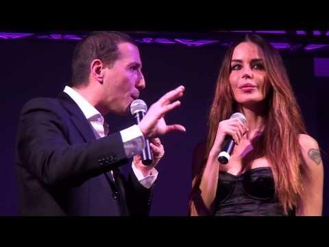 Nina Moric – Video Intervista al Dubai Palace Roma – VIP Glamour Casinò – Gossip