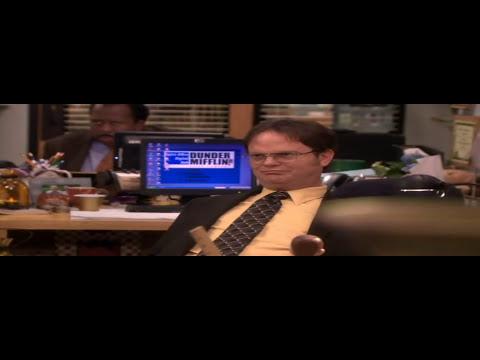 The Office: Random Funny Moments (Part 1)