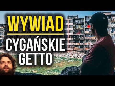 Spędzili Tydzień W CYGAŃSKIM GETTCIE - Ich Wrażenia - Komentator Wywiad Projekt Lunik Backstage