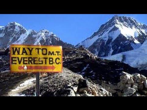 Виртуальный подъём на Эверест