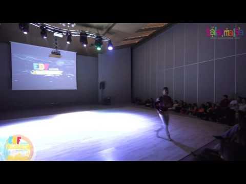 Mesut Kaya Solo Dance Performance - EDF 2016
