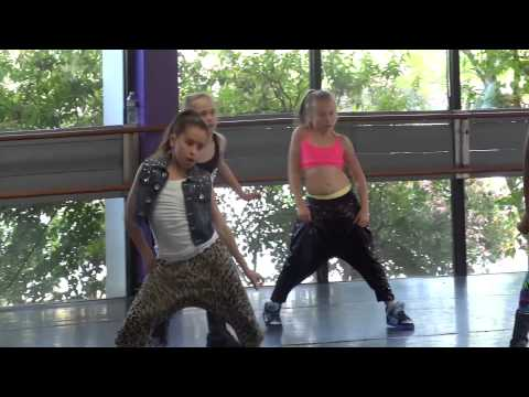 Rihanna -- Pour It Up | Sierra Neudeck | Choreographer -- Laura Edwards