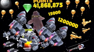 Hungry Shark Evolution - *NEW HIGH SCORE!!!* - +40.000.000 MILLION POINTS *NEW UPDATE*