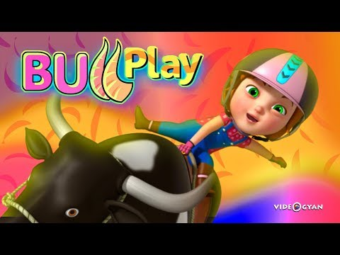 TooToo Girl - Bull Play Episode | Cartoon Animation For Children | Kids Shows | Funny Cartoons