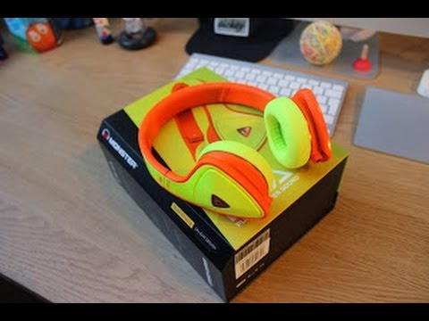 Monster DNA Headphones Review (Neon Yellow/Orange)