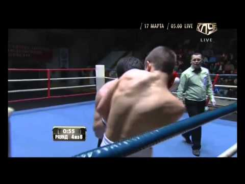 Константин Пономарев vs Фариз Казимов