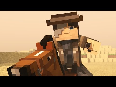 hey Brother - A Minecraft Parody - 1h(avicii - Hey Brother) - Polskipingwin video