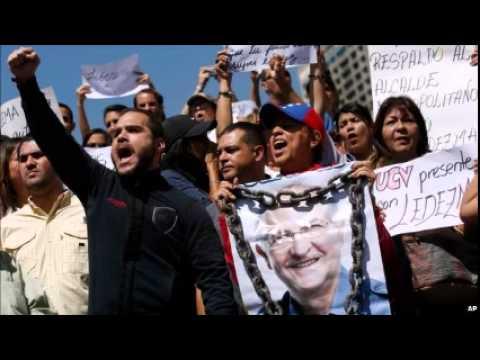 Venezuelan teenager killed in San Cristobal protest