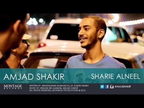 Sharie Alneel, Amjad Shakir   شارع النيل، أمجد شاكر video