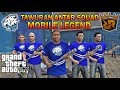 TAWURAN!! Kalah Main Mobile Legend   GTA 5 MOBA PARODY