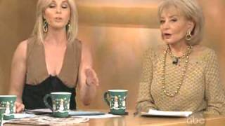 """""""The View"""" Fights over Rush Limbaugh's Obama Comments"""