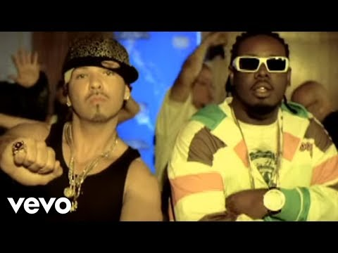 Baby Bash Featuring T-pain - Cyclone Ft. T-pain video