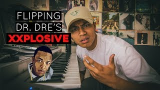 Making a Beat Using Dr. Dre's XXPLOSIVE Sample