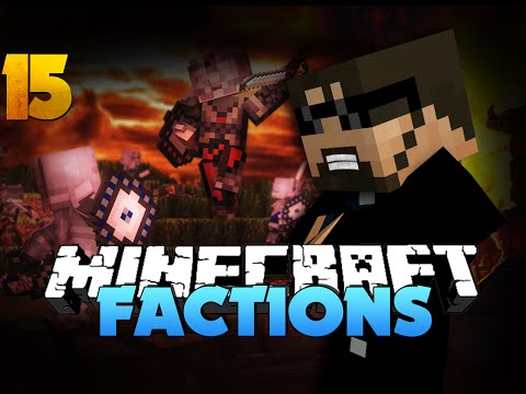 Minecraft Factions 15 AXE MCMMO OP