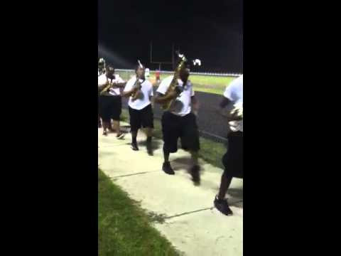 Kingstree High School Drumline B.O.B.