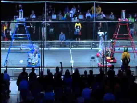 2013 FIRST Robotics World Championships Einstein Finals 2